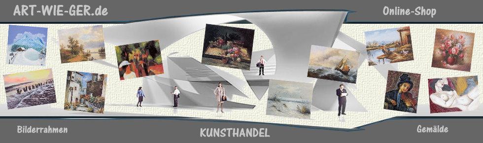 Der Kunsthandel im Nordwesten von Deutschland. Bei uns erhalten Sie original Kunst, Gemaelde, Gemälde, Ölgemälde und diverses. Natürlich alles Originale von renomierten Künstlern.